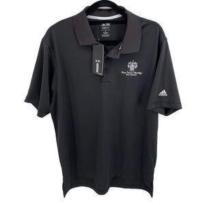 ADIDAS Climalite Trump National Golf Club Polo